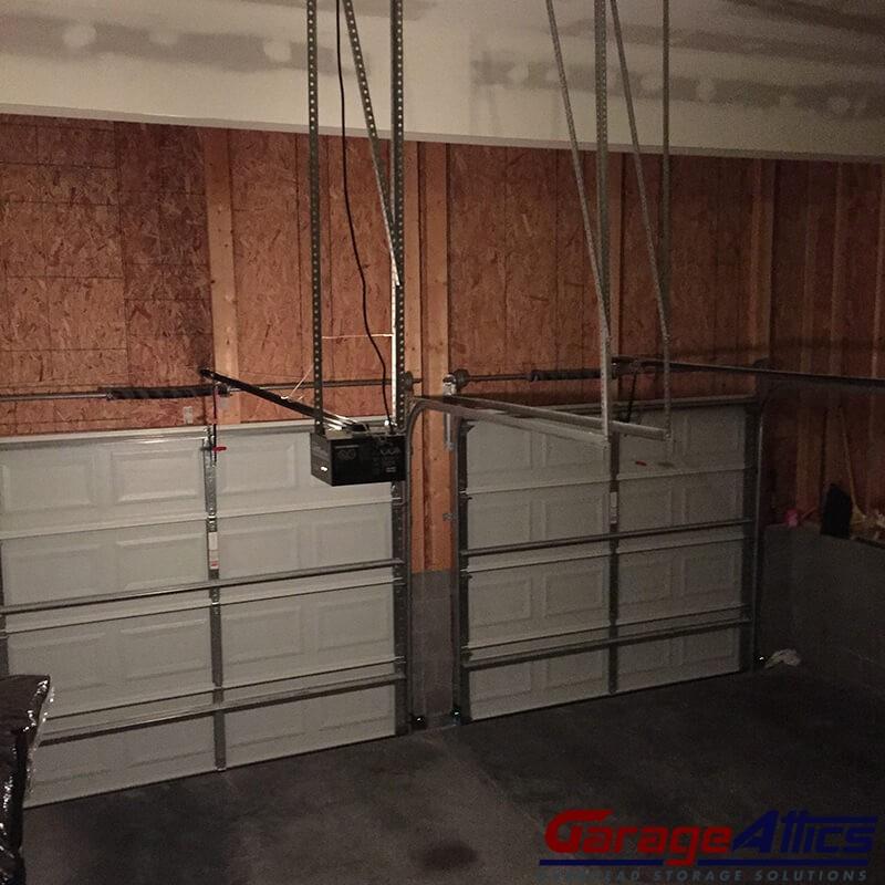 Garage Organization Loft