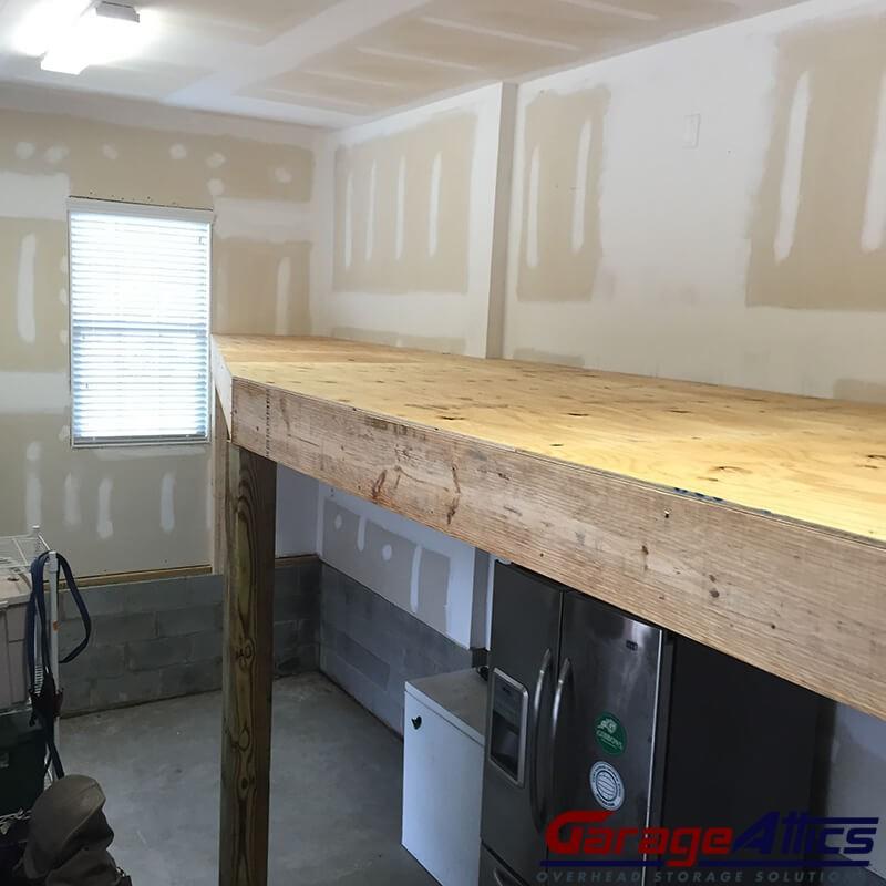 Garage Attic Loft