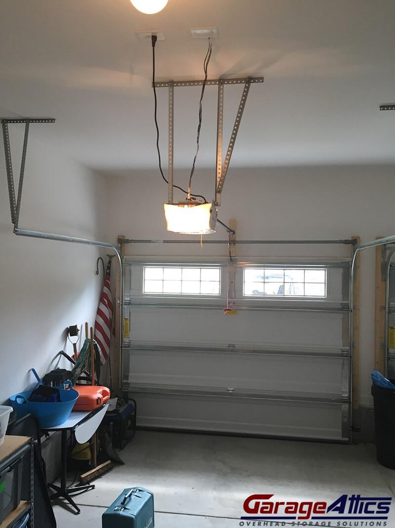 Garage Storage Loft