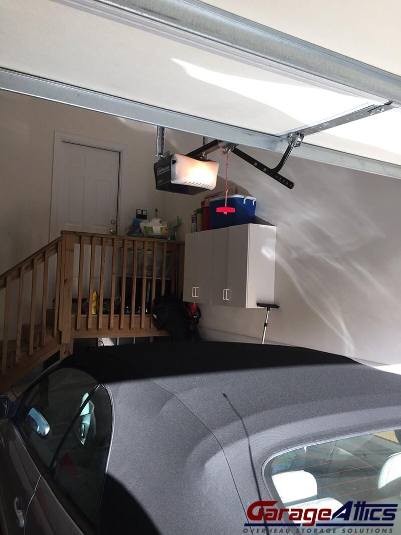 Garage Attics