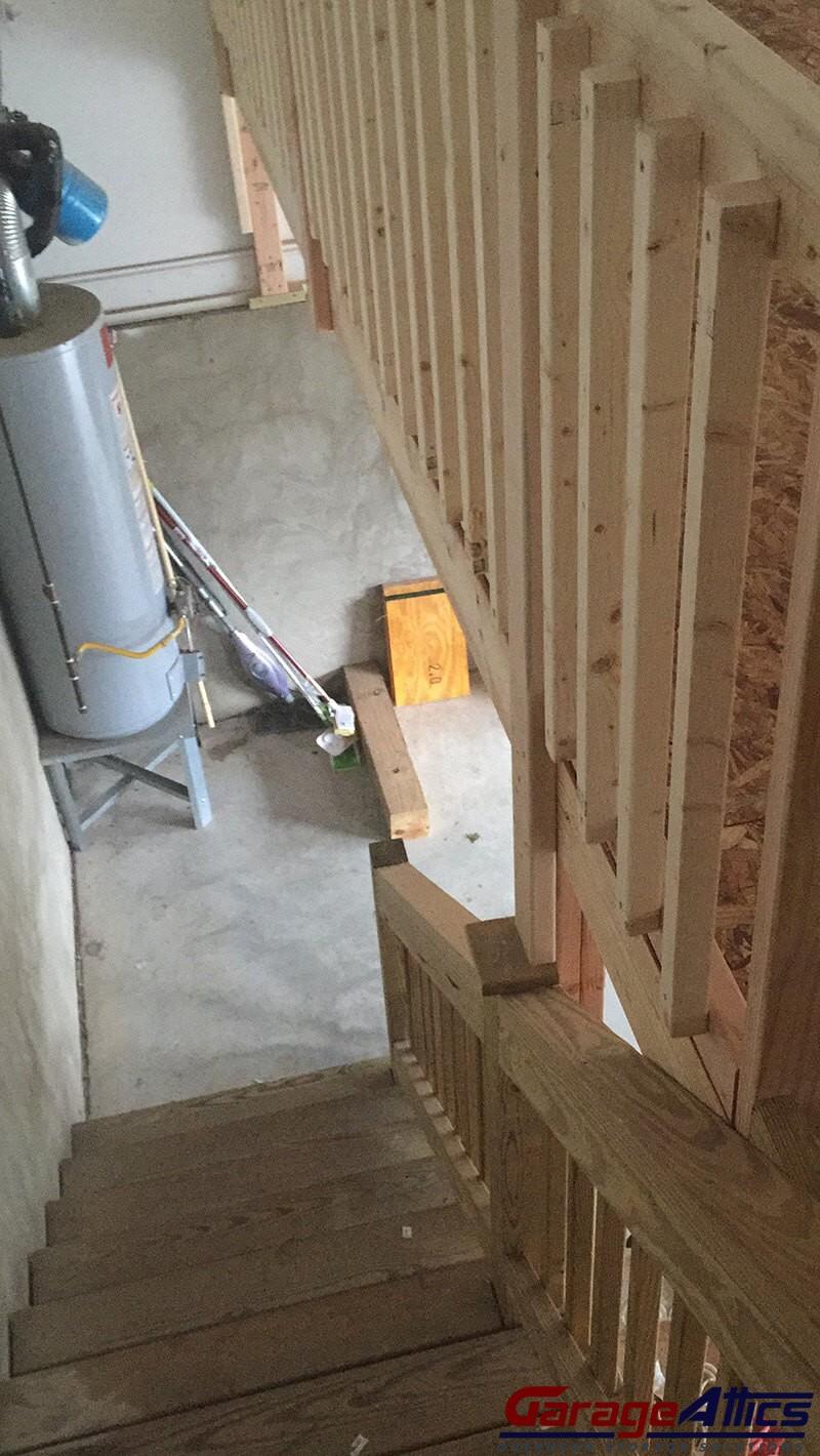 Custom Ceiling Storage In Garage Massive Overhead