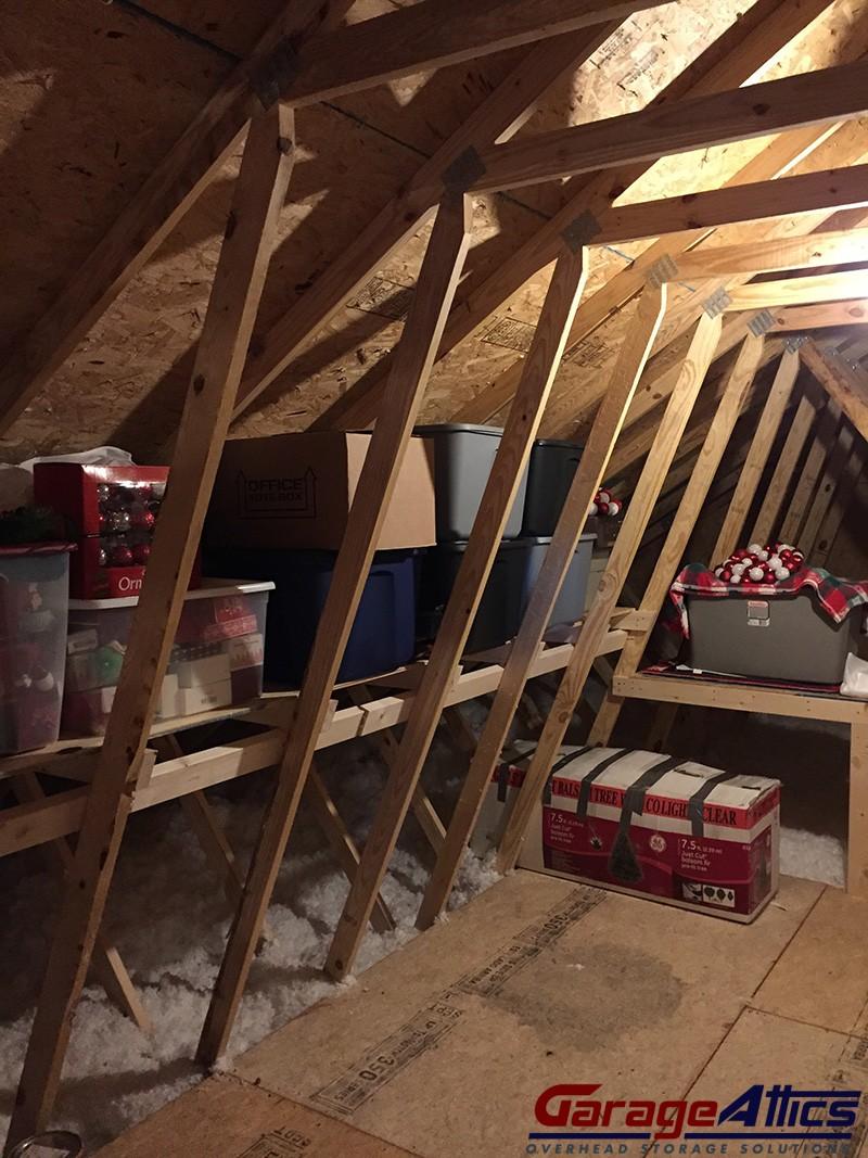 Garage Shelving Custom Garage Shelving Solutions